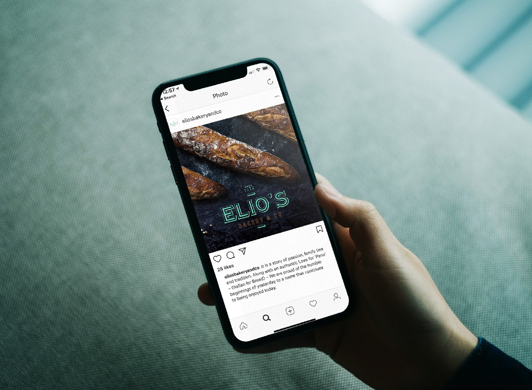 Elios Bakery & Co | Modemedia